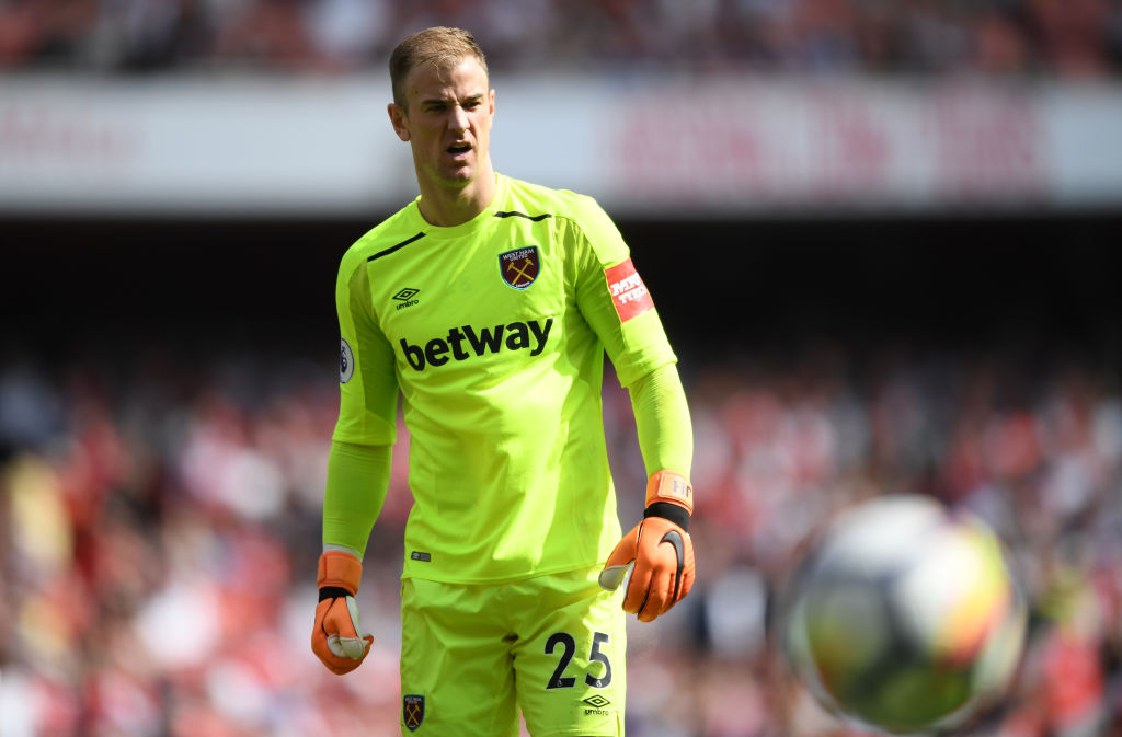West Ham legend Trevor Sinclair urges former Hammer Joe Hart to join Celtic but gets mixed response from fans - Hammers News