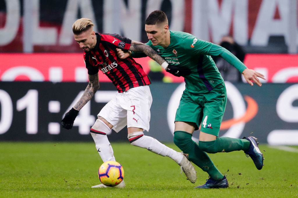 Report: West Ham make £23 million bid for Nikola Milenkovic - Hammers News