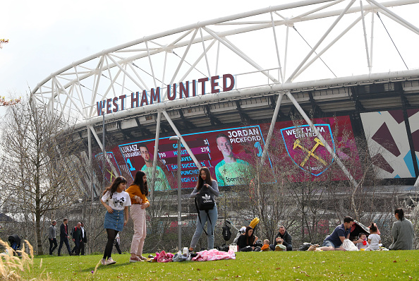 Video Shows Claret Carpet Being Installed At London Stadium As New Look Home Awaits West Ham Fans Hammers News