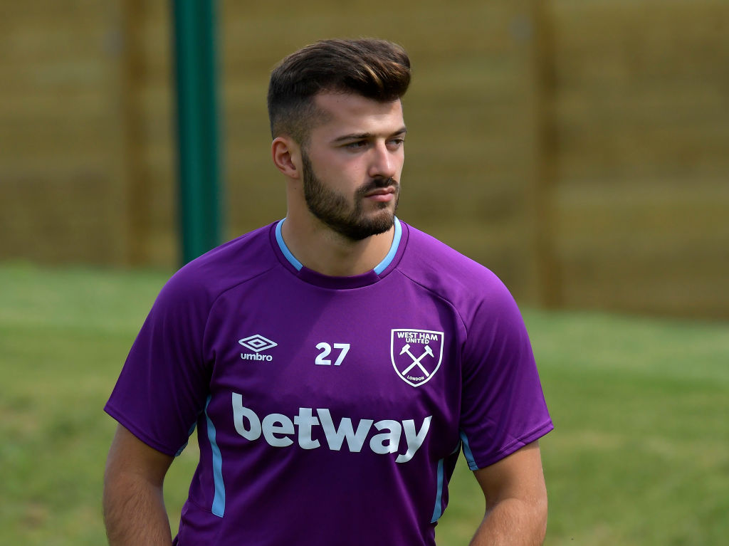 Five facts about Albian Ajeti - West Ham's newest signing ...