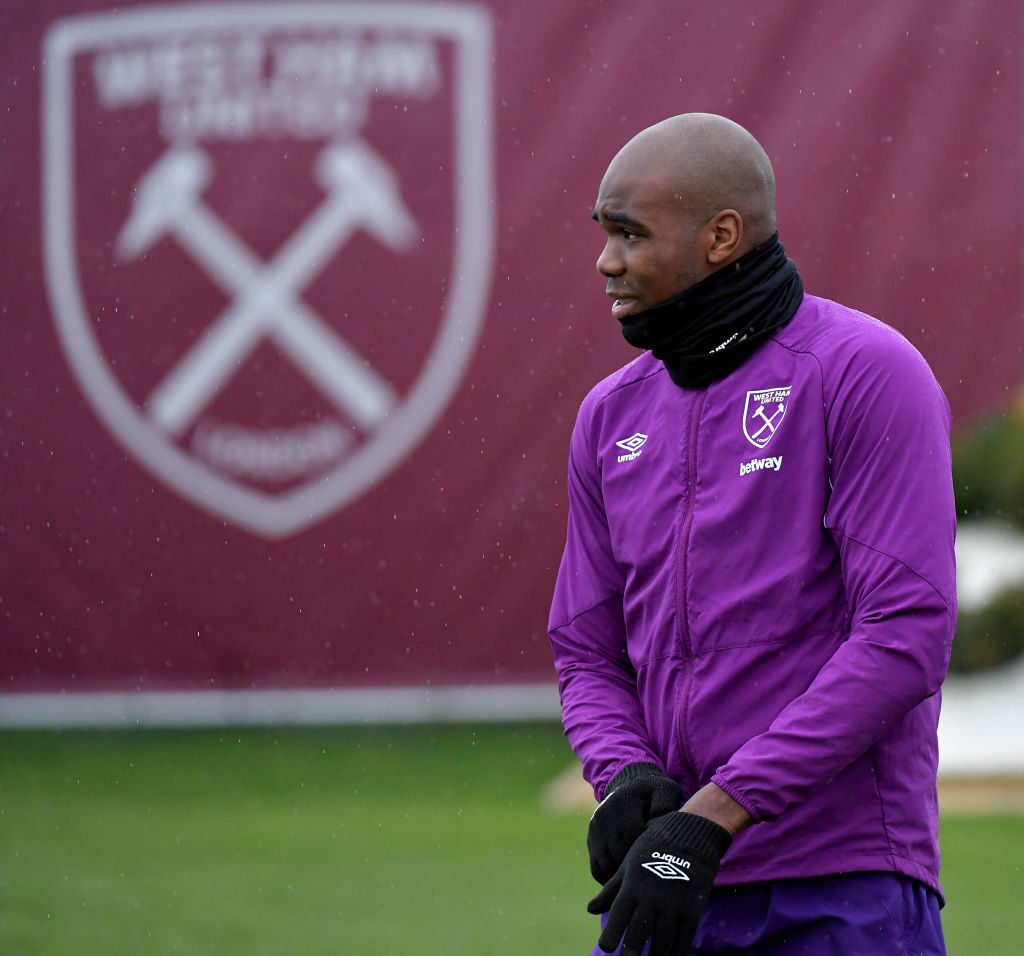 West Ham maintain radio silence on Angelo Ogbonna return from injury as fans voice fears - Hammers News