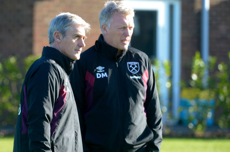 Alan Irvine says West Ham ace with just one PL start since November is pushing to start vs Wolves