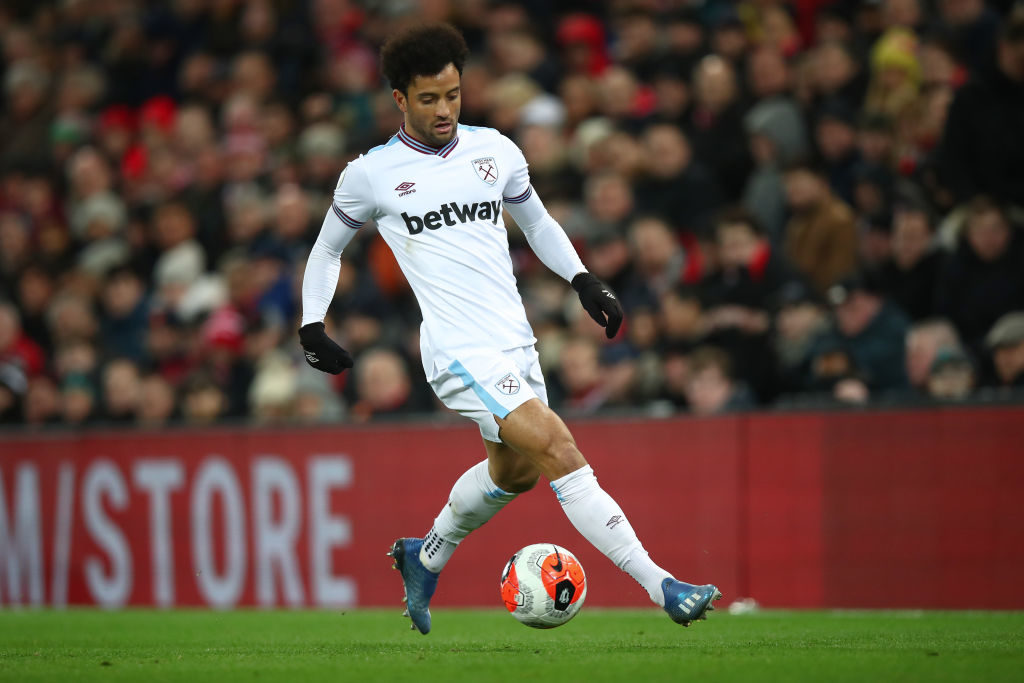 Report outlines why Felipe Anderson is already in deep water at Porto - Hammers News