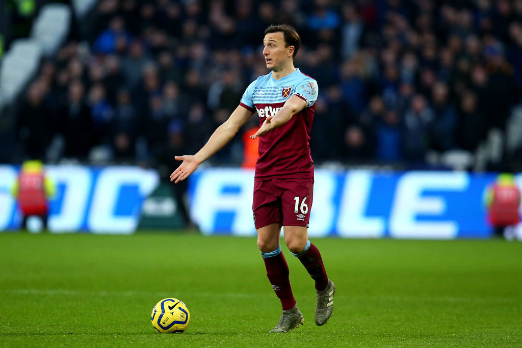 West Ham fans absolutely baffled by comments made by Mark Noble - Hammers News