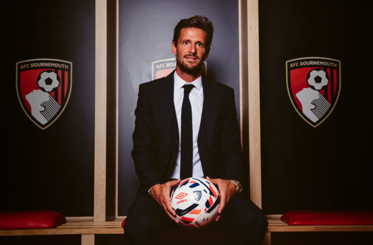 AFC Bournemouth Unveil New Manager Jason Tindall