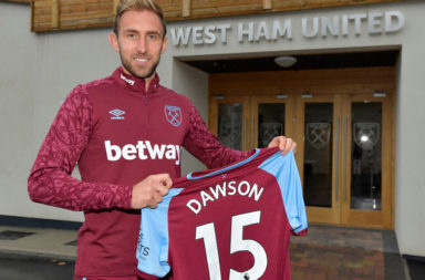 West Ham United Unveil New Signing Craig Dawson