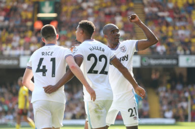 Watford FC v West Ham United - Premier League