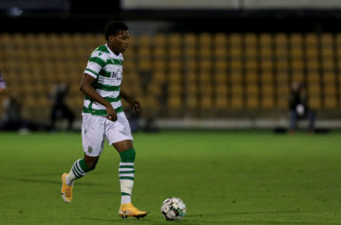 Sporting CP v Real Valladolid CF - Friendly football match