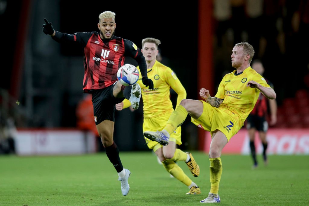 AFC Bournemouth v Wycombe Wanderers - Sky Bet Championship