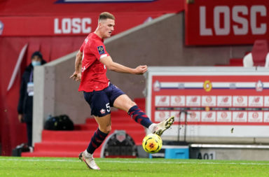 Lille OSC v Paris Saint-Germain - Ligue 1