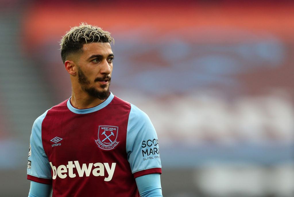 West Ham fans absolutely rave about Said Benrahma after brilliant display against Doncaster - Hammers News