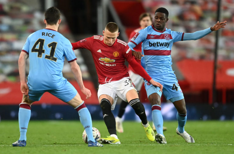 Manchester United v West Ham United: The Emirates FA Cup Fifth Round