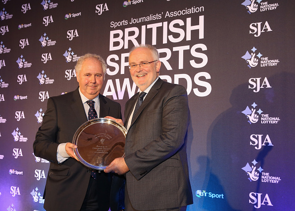The SJA British Sports Awards 2015