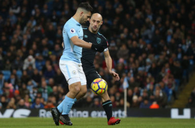 Manchester City v West Ham United - Premier League