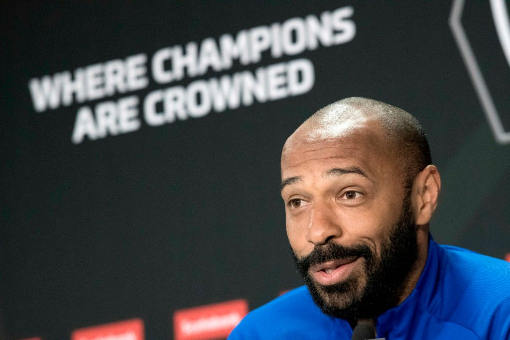 FBL-CONCACAF-MONTREAL IMPACT-PRESSER-HENRY
