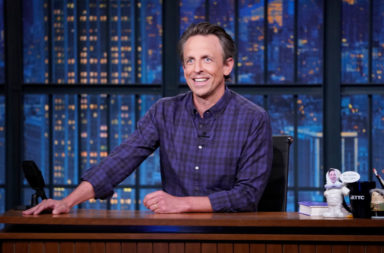 Late Night with Seth Meyers - Season 8