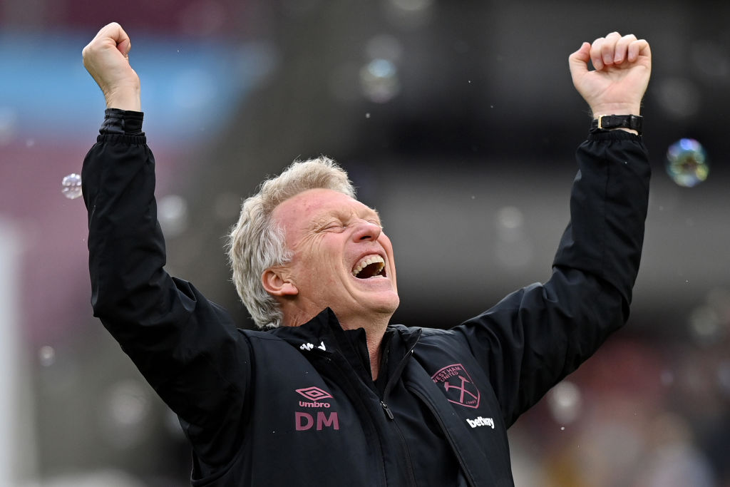 Moyes deal set to be announced as West Ham boss gets reassurances over transfers?
