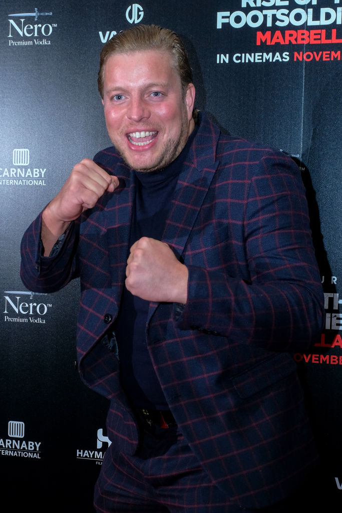 Premiere Of Rise Of The Footsoldier 4 : Marbella