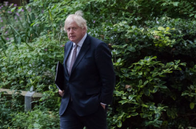 British Prime Minister Announces Lifting of Covid-19 Restrictions