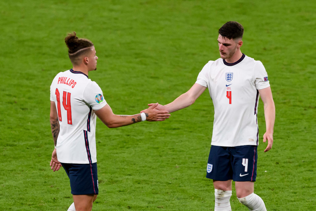 Declan Rice lifts lid on Kalvin Phillips bromance - Hammers News