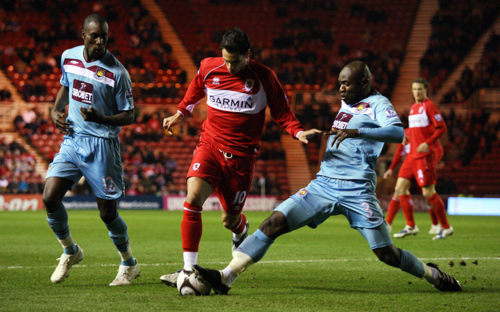 Middlesbrough v West Ham United - FA Cup 5th Round Replay