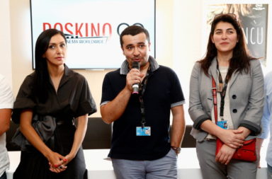 Roskino Pavilion Opening - The 67th Annual Cannes Film Festival