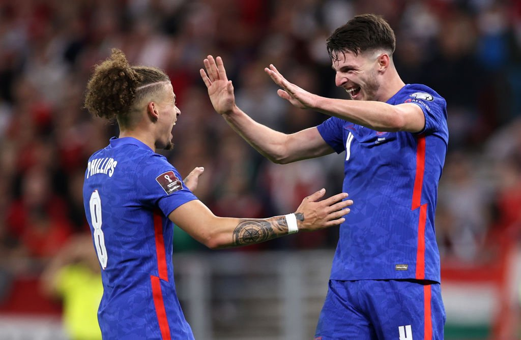 Hungary v England: 2022 FIFA World Cup Qualifier