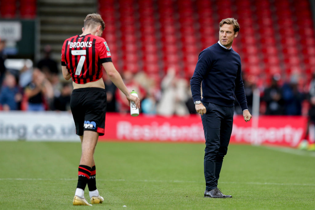 AFC Bournemouth v MK Dons: Carabao Cup 1st Round